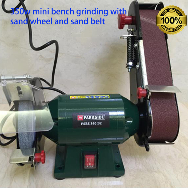350w Belt Sand Polishing Tool Electrical Tool Grinding
