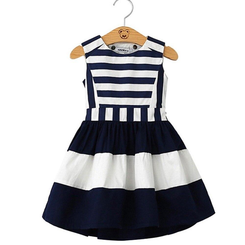 Платья для школы сине белые