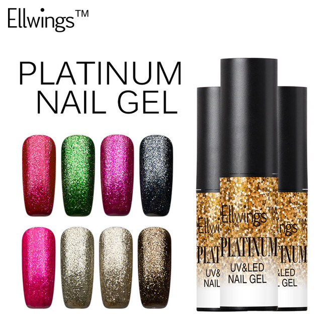 Funky Nail Foil Glue Vignette - Nail Art Design Ideas ...