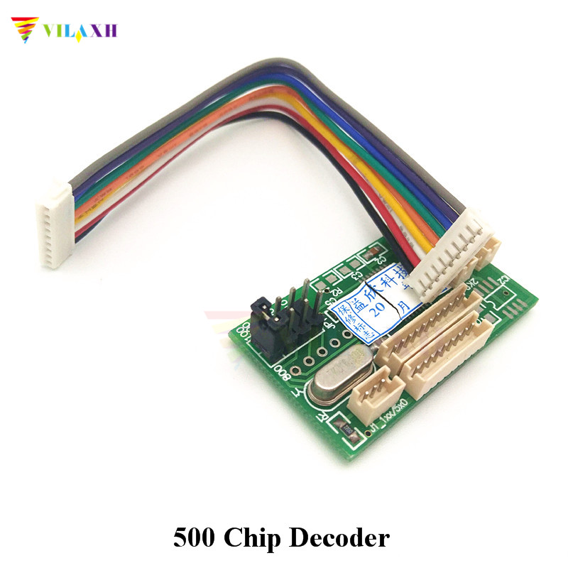 Vilaxh 500 Chip Decoder Replacement For HP 500 DesignJet 500 500ps 510 800 800ps 815MFP 820MFP 10PS 20PS 50PS 30 70 90 printer