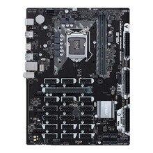 100% NEW ASUS B250 MINING EXPERT original motherboard LGA 1151 DDR4 for i3 i5 i7 14NM 32GB 19 graphics B250 Desktop motherboard