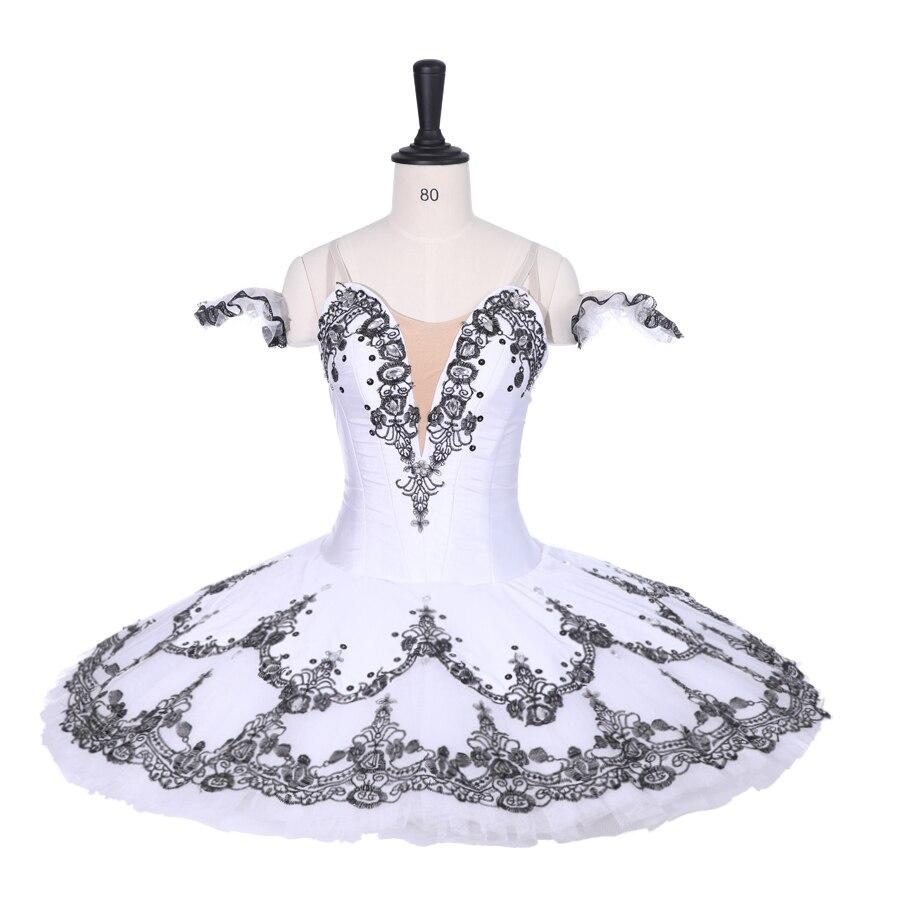 Ballet stage dresses  ballet costumes professional tutu  Grand Pas Classique Professional Tutu black white