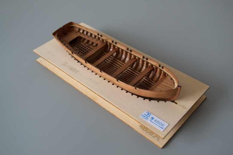 Life boat Wooden Models Kits For Adult Model-Wood-Boats 3d Laser Cut Kids Educational Toy Assembly Ship Model Kit