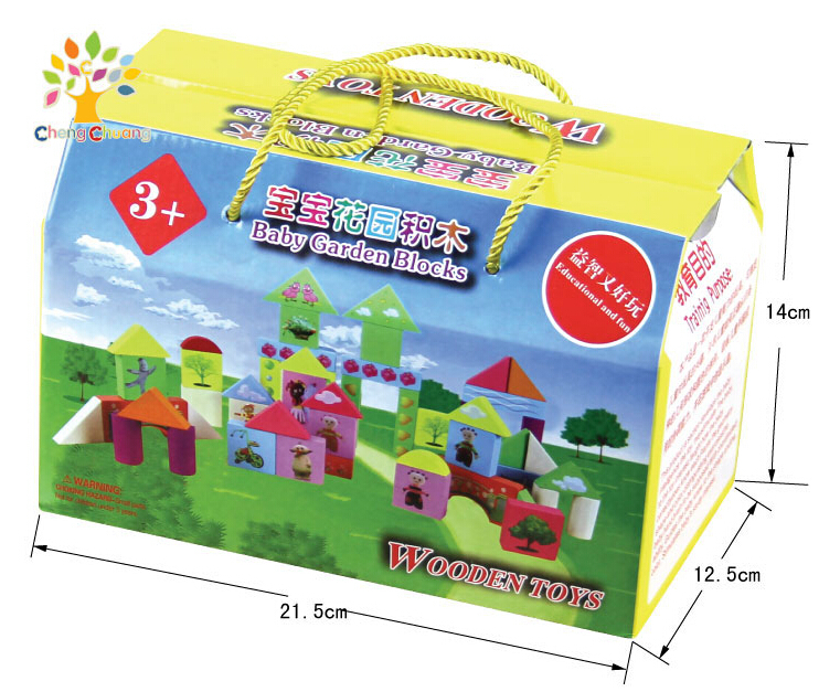 Candice guo wooden toy wood block in the night garden series colorful assemble building model game baby birthday gift 50pcs/set kaygoo 109 challenger 3 in 1 robots building block 229pcs abs small particles toy challenger assemble toy boy gift big size