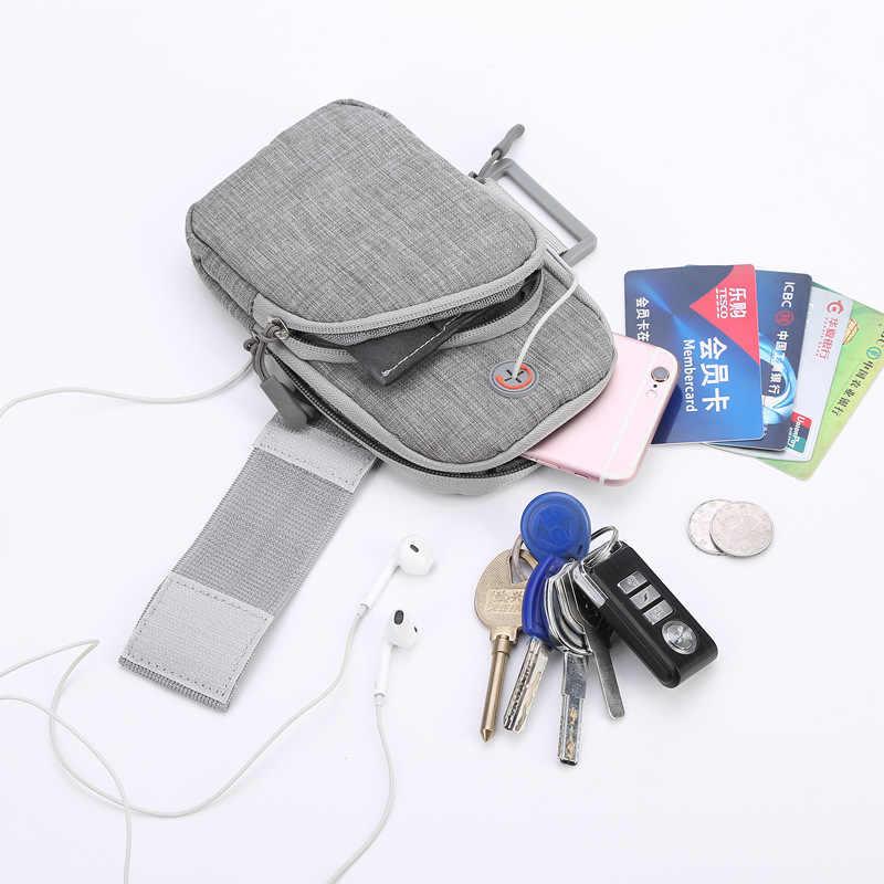 Para teléfono móvil de 6,5 pulgadas, funda de soporte para brazo, bolsa para correr, deporte al aire libre, max para iphone 7 plus 8 xiaomi