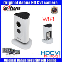 Newest Dahua 3mp Wifi IP Camera DH IPC C35 HD 1080p Security Camera Support SD Card
