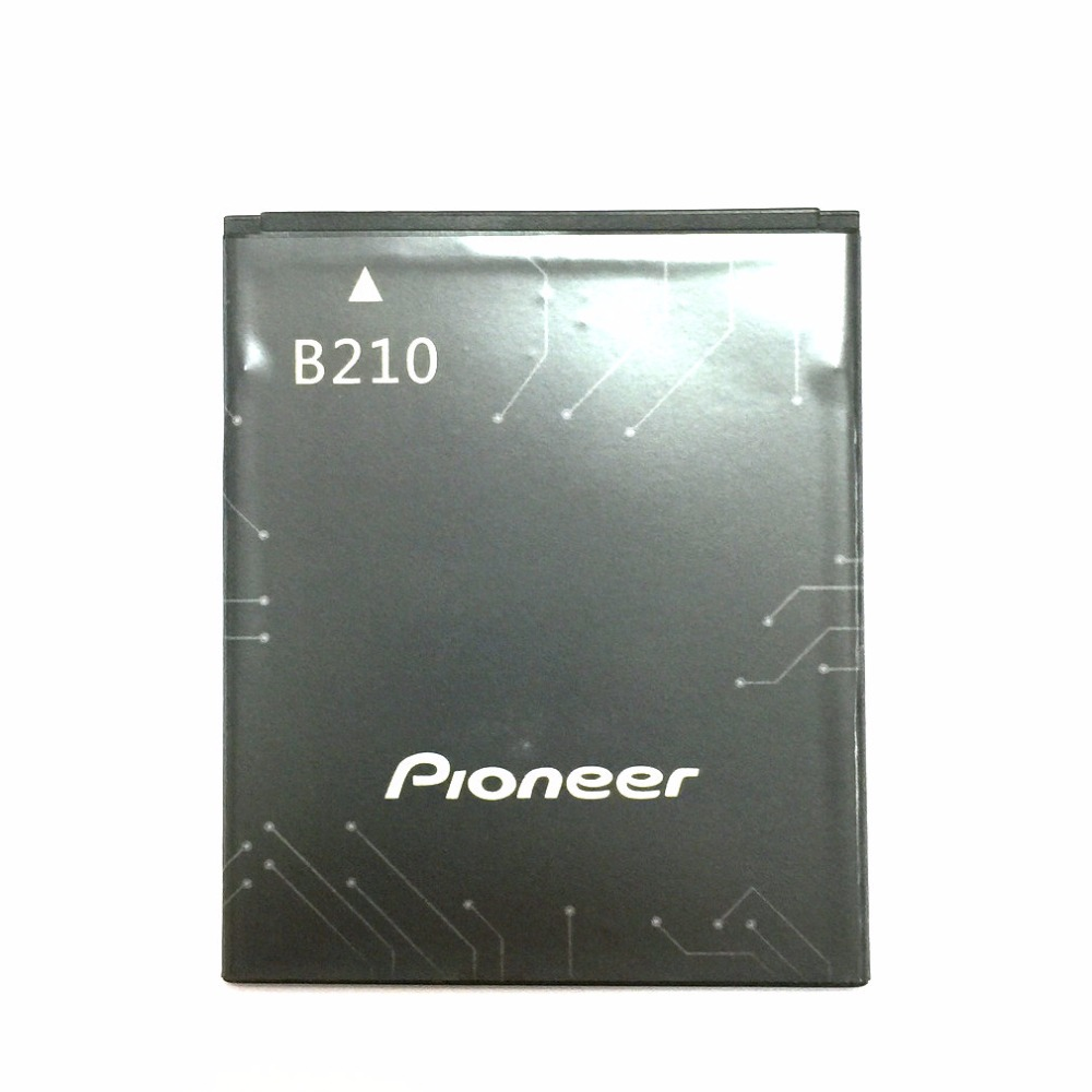 1Pcs High Quality New Original B210 Battery for Pioneer E90W Prestigio MultiPhone PAP 5300 Duo Mobile Phone + Track Code