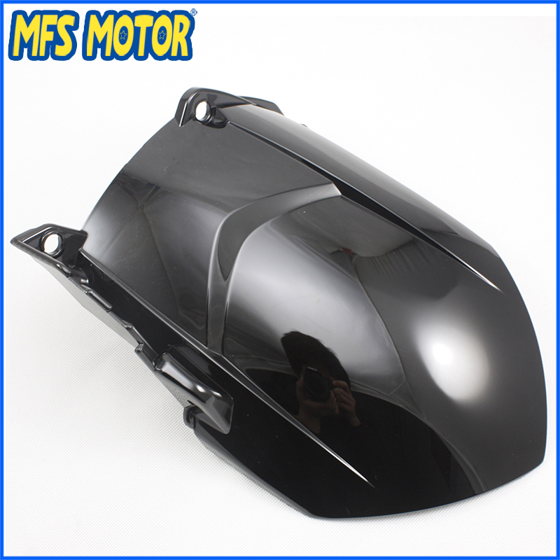 Freeshipping Motorcycle Rear Fender guard FAIRING ABS For Yamaha YZF R1 2007 2008 07 08 YZFR1 07 08 Black for yamaha yzf 1000 r1 2007 2008 yzf1000r inject abs plastic motorcycle fairing kit yzfr1 07 08 yzf1000r1 yzf 1000r cb02