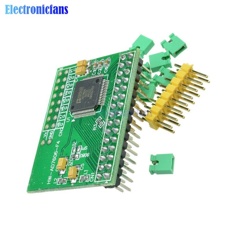 Module dacquisition de données 16Bits ADC 8CH synchronisation AD7606 200Ksps
