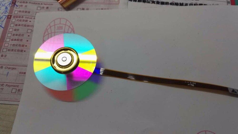Roue de couleur de projecteur d'origine en gros pour roue de couleur BENQ W1070 + TH1070 i700