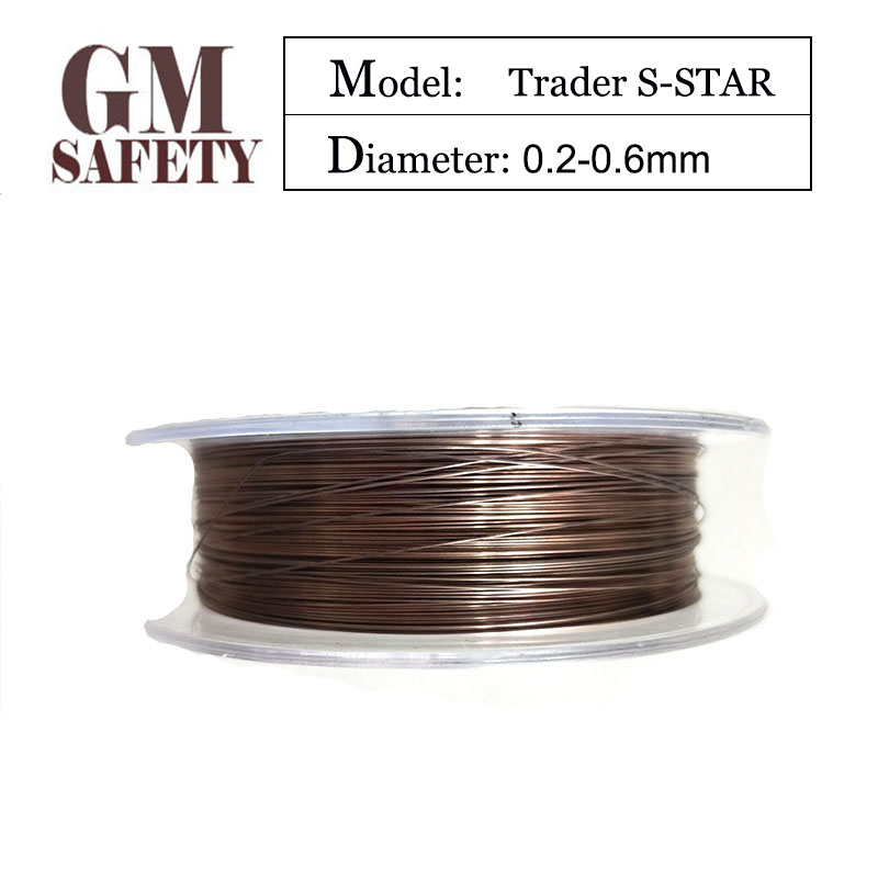 Generous 20m/roll Laser Reel Welding Wire Trader S-star Of 0.2/0.3/0.4/0.5/0.6mm For Welders Made In Italy K044 In Pain Tools