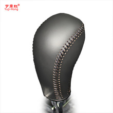 Yuji-Hong чехол для автомобиля для hyundai ix35 автоматические Чехлы для передач из натуральной кожи автомобильные ошейники для переключения передач ручной работы