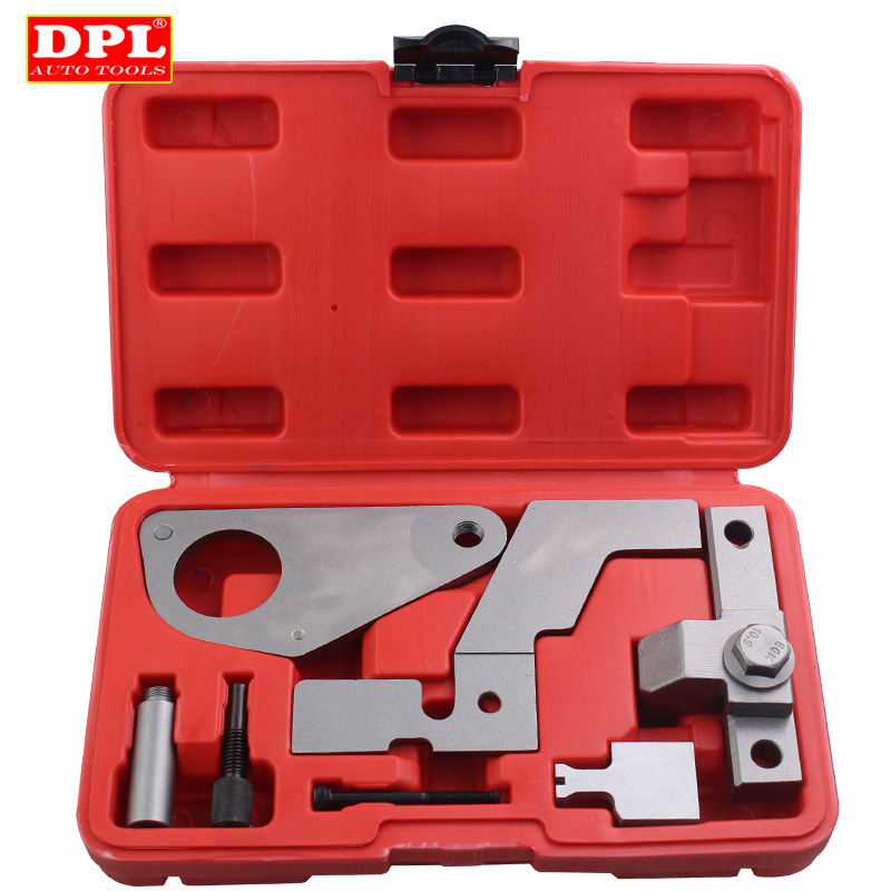 Automotive Engine Timing Tool Series for Land Rover Evoque 2.0 for Jaguar 2.0T 4 in 1Crankshaft Flywheel Fixing Kit engine camshaft locking setting timing tool kit for land rover jaguar 3 2 3 5 4 0 4 2 4 4 v8 st0232