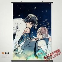 HOME Decor Anime Poster Wall Scroll 60*90 Yaoi 10 ten Count Rihito Takarai Ten Count T8003