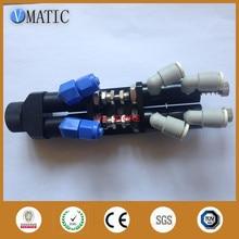Распределитель клапан высокой точности двухкомпонентный клей дозирующий клапан