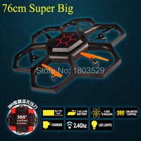 New arrival Hot Sell Super Big X42 2.4G RC Helicopter 6-Axis GYRO Ar.Drone Quadcipter RC model plane for kids&adult as gift