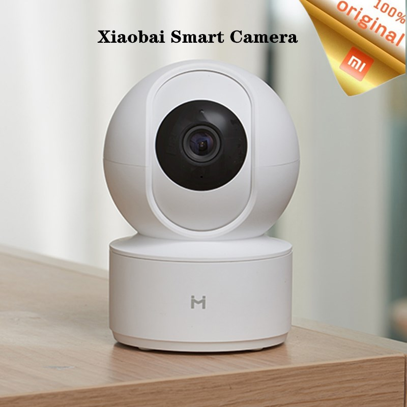 Original Xiaomi Mijia mini Smart IP Camera 1080P 360 Degre Cam Camcorder Two Way Audio WiFi