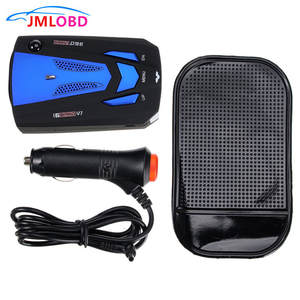 Camera-Detector Band Speed-Alarm Car-Radar-V 7-Laser V7 16 for 360-Degree