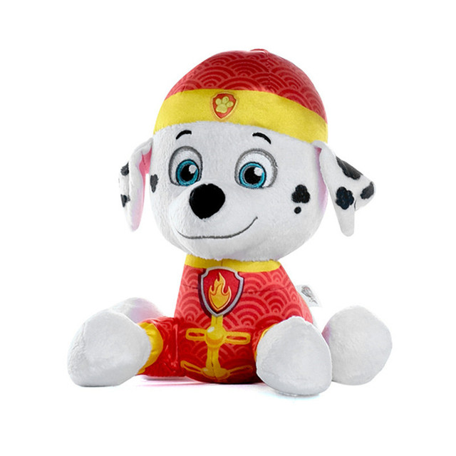 Paw Patrol Puppy Patrol Dog Plush Doll Anime Kids Toys Action Figure Plush Doll Model Toy gift
