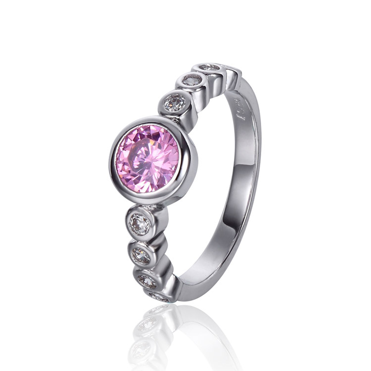 Custom Course sensibilisation Violet Bling Bracelet Bijoux CHOISIR initial famille