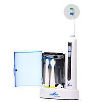 Seago Rechargeable Sonic Toothbrush Adult DuPint Bristle ABS TBE Disinfection Dental Care Oral Hygiene Washable 4