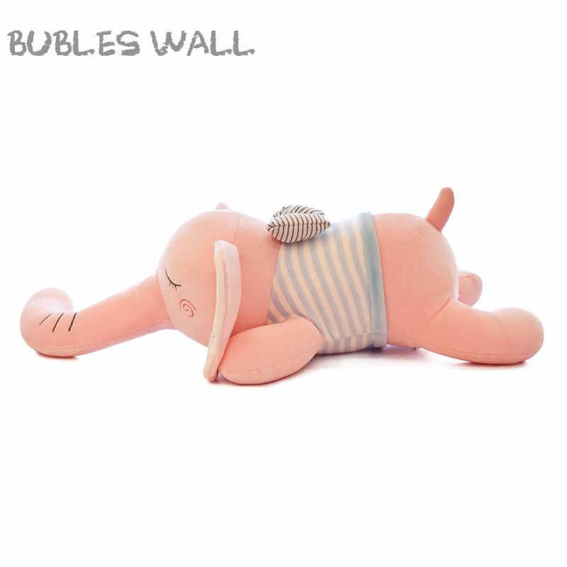 Bubles Wall 36 см 65 см спальный слон Подушка Мягкие Спальные Мягкие животные плюшевые игрушки детские игрушки подарки для детей