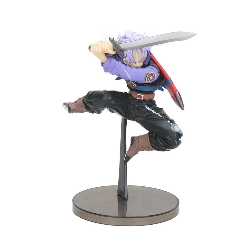 8-30 см Dragon Ball Z SCultures, большая серия Budoukai, фигурка из лазурита, наппа, радиц, Гоку, плавки, Вегета, сатана, Коллекционная модель - Цвет: purple trunks opp