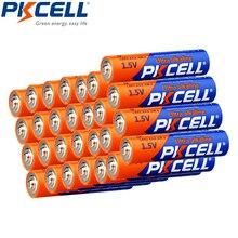 Termometr elektroniczny 60 sztuk PKCELL AAA LR03 1.5v 140min Super sucha bateria alkaliczna dla Walkman pilot zabawki