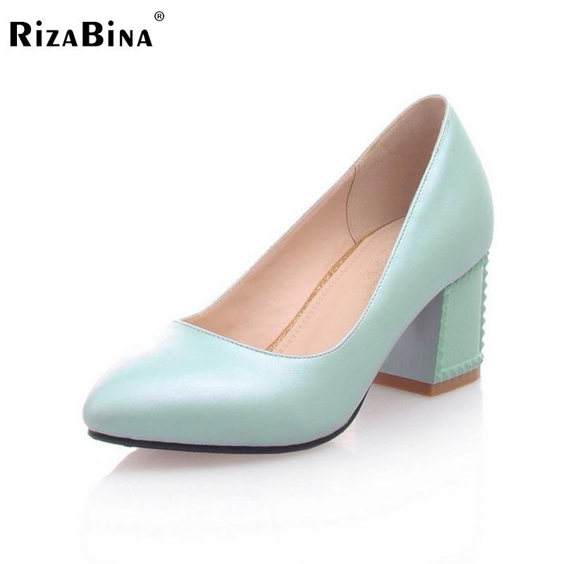 ФОТО free shipping high heel shoes women sexy dress footwear fashion platform pumps P14804 EUR size 33-43