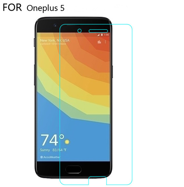 oneplus 5 glass tempered for oneplus 5 1+5 screen protector oneplus5 A5000 cover black protective film one plus 5 five glass 5.5