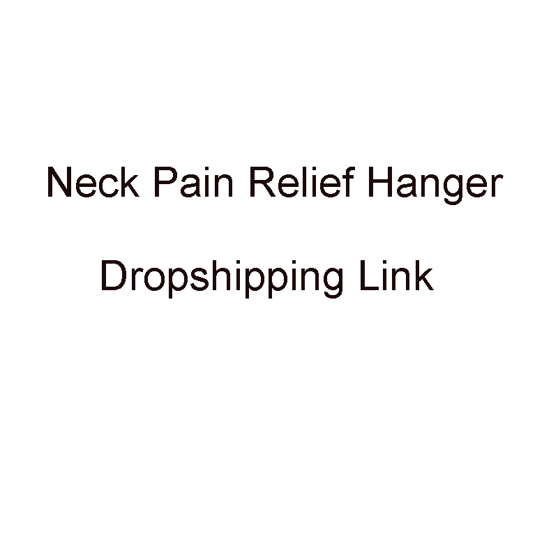 Neck Pain Relief Body Massager Hanger Spa Relax Massage Traction Device Cervical Hammock Posture
