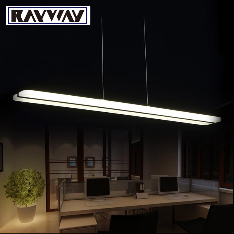 diseo moderno de acrlico led colgante de luz para comedor cocina iluminacin lustre lmpara colgante