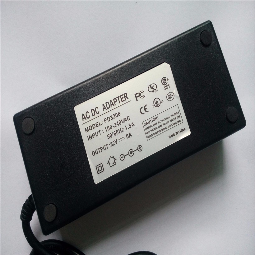 32V 6A adapter output switching power supply adapter for TDA7498 amplifier without power core yj 100 240vac input 32v 6a adapter output switching power supply adapter for tda7498 amplifier