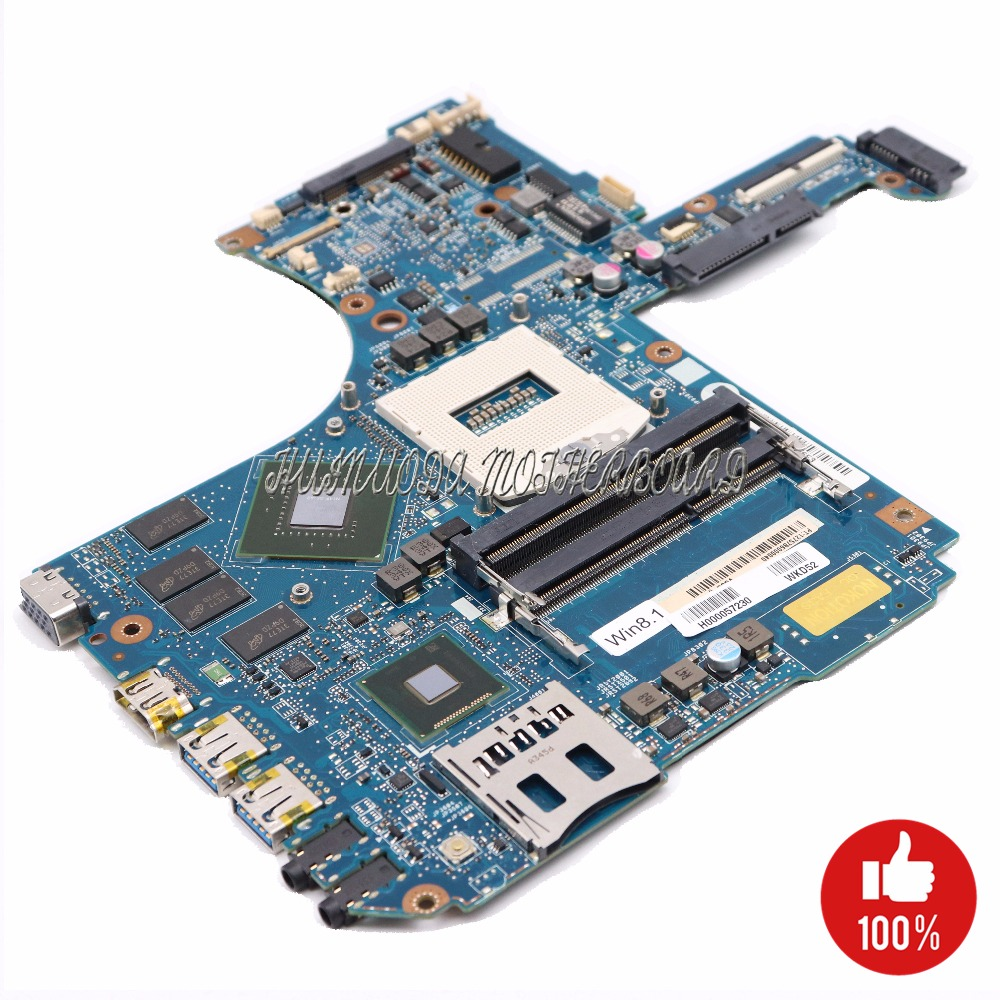NOKOTION H000057230 VGSG_GS MB Main board For Toshiba Satellite P50T-A P50 P55 Laptop Motherboard DDR3L N14P-GS-12 GPUNOKOTION H000057230 VGSG_GS MB Main board For Toshiba Satellite P50T-A P50 P55 Laptop Motherboard DDR3L N14P-GS-12 GPU