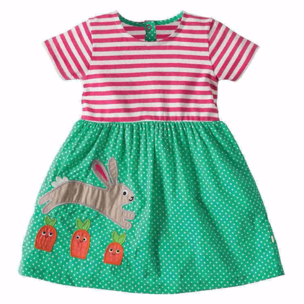 top quality baby dresses 2018 princess 0 1years girls dress cotton clothing dress summer girls clothes low price VIDMID Dresses Girls Clothing Cotton Brand Autumn Baby Girls Dress Princess Dress Kids girls Clothes children's short sleeve
