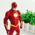 Флэш Барри Аллен ЗВЕЗДЫ S. T. A. R. labs Superhero Лига Справедливости Фигурку ПВХ куклы Модель Вспышки Hero Украшения