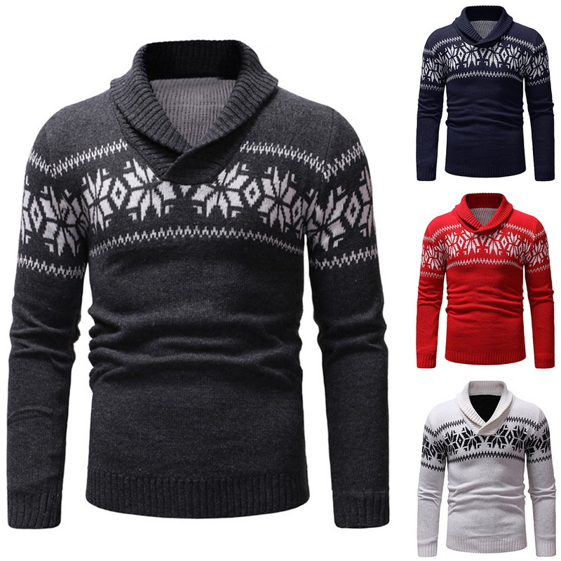 MJARTORIA 2019 Autumn Winter Casual Men's Sweater Hollow O-Neck Pullover Slim Fit Knittwear Pullovers Men Pull Homme