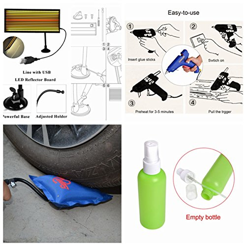 home improvement : Tile Vibrator Suction Cup Portable Floor Laying Machine Leveling Tool 600W With Batteries