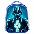 New Cool Cartoon Star Wars 13 Inch Blue Backpack School Bags For Little Cute Kids Bag Child School Backpack For Baby Best Gift