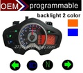 Big displacement motorcycle parts speedometer motorcycle gauge