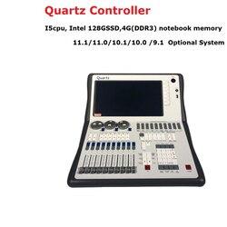 2019 I Più Nuovi Titan 11.1 Sistema di Quarzo Console DMX512 Controller di Illuminazione del Palco Per La Fase Del Partito Della Discoteca di Illuminazione del DJ Attrezzature