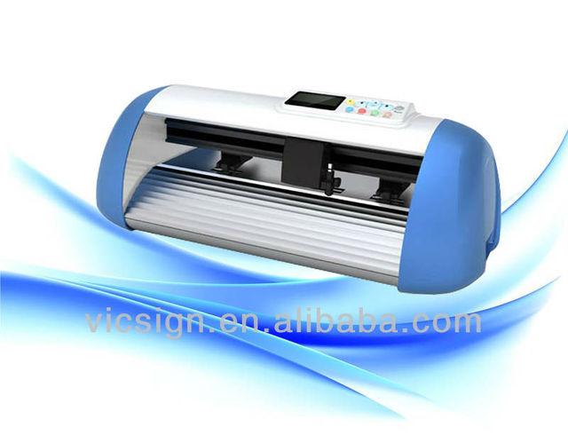 Vicsign red dot contour cutting laser mini cutter plotter (HW330)