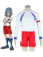 NEW Inazuma Eleven GO BOY S Middle School The England Soccer Football Team Clothes Cosplay Costume