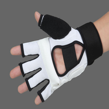 Protective Leather Taekwondo Gloves