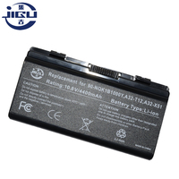 6 Cells 5200MAH Battery Replacement For ASUS X51H X51L X51R X51RL T12 T12C T12Er T12Fg T12Jg