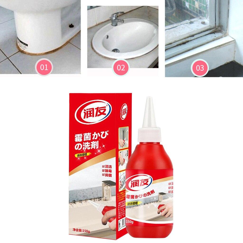 Enlèvement rapide de moule Gel salle de bains mur nettoyant ménage nettoyage moule dissolvant salle de bains mur carreaux rapidement enlever le Gel d'enlèvement de moule