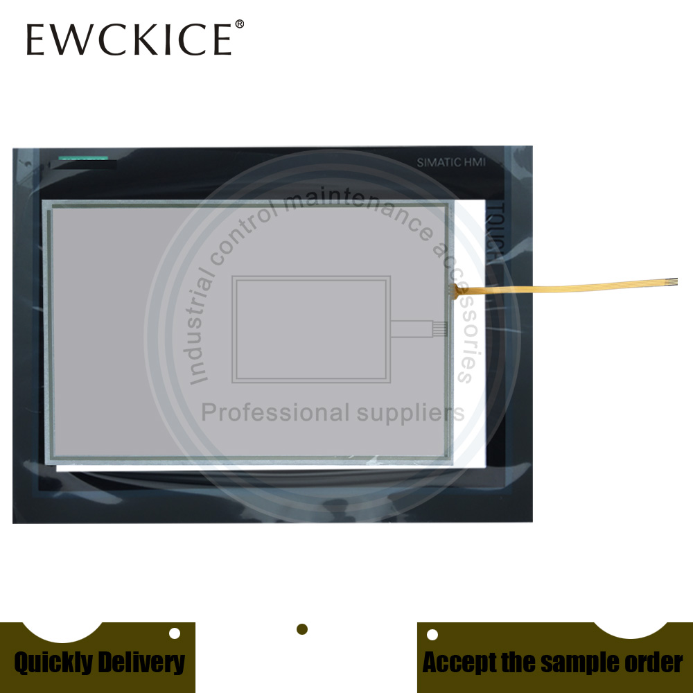 NEW TP1200 6AV2144-8MC10-0AA0 6AV2 144-8MC10-0AA0 HMI PLC Touch screen AND Front label Touch panel AND Frontlabel