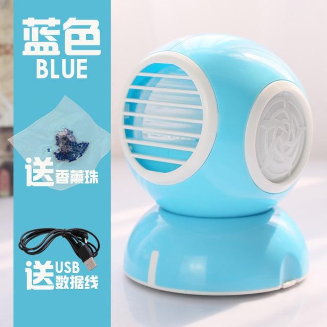 kreative blattloser mini griff fan klimaanlage ventilator usb ventilator mit akku fr tragbare zu hause - Blattloser Deckenventilator