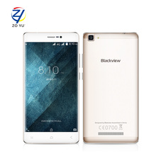 Blackview A8 Max 4G 5.5″ HD IPS Smartphone Android 6.0 MTK6737 Quad Core 1.3GHz Cellphone 2GB+16GB 8MP 3000mah Mobile Phone
