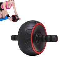 AB Roller No Noise Arm Festigkeit Übung Bodybuilding Fitness Bauch Rad Trainer Roller